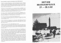 HetanMarianpäivä1982