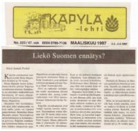 Kapyla-lehti031997