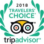 TripAdvisor Travelers' choice 2018