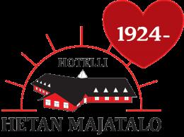 Hotelli Hetan Majatalo - logo talo kaari